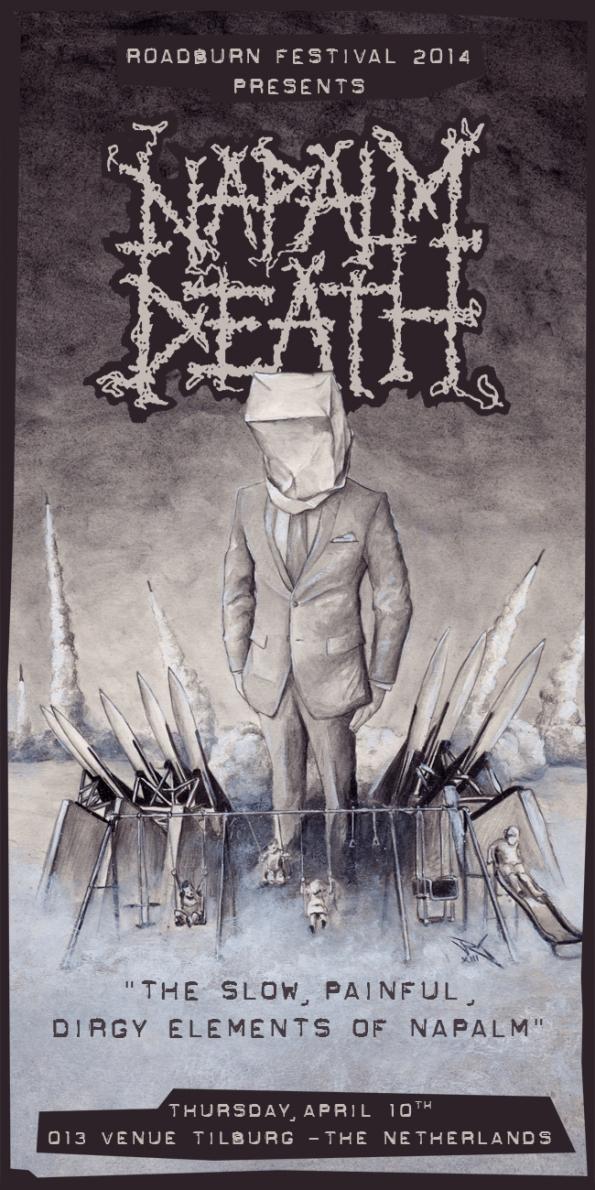Roadburn-2014-Napalm-Death