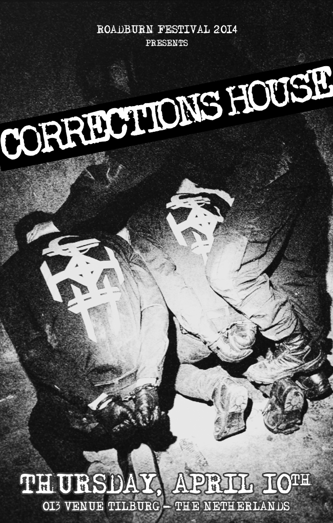 Roadburn-2014-Corrections-House