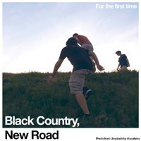 Black Country, New Road - For the first time-200